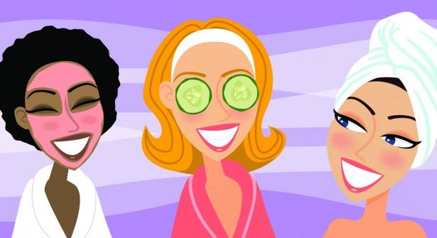 Les aspects du massage de la personne dans la cosmétologie de vidéo